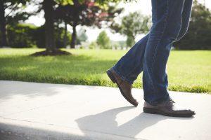 טיפול בדורבן בעקב כף הרגל